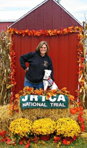 As part of her public access training, Rockstar traveled to the Jack Russell National Trial in Maryland for 5 days of planes, trains, hotels, elevators, escalators, and hundreds of dogs to name just a few obstacles! This training is invaluable to a Service Dog.
